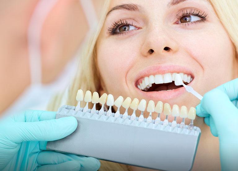dobieranie zębów